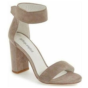 Jeffrey Campbell Lindsay Ankle Strap Sandal Sz 11